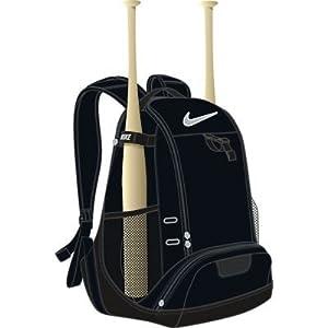 Nike BS107 Air baseball Backpack - Black