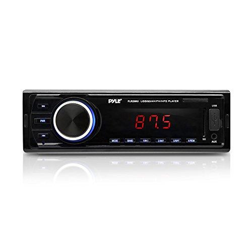 Pyle PLR29MU In-Dash Stereo Radio Headunit Receiver