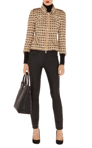 Light Luxe Tweed Jacket