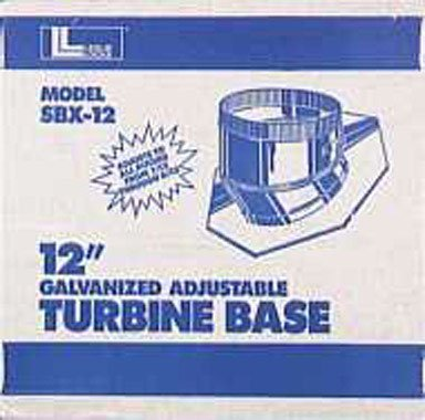 Attic Aire Adjustable Turbine Base