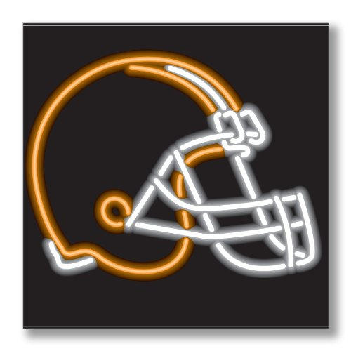 NFL Cleveland Browns Neon Sign at Amazon.com