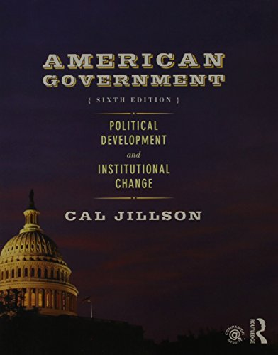 American Government: with American Anomaly, 2nd edition