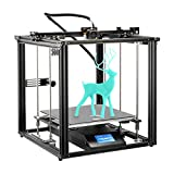 Official Creality Ender 5 Plus 3D Printer with BL Touch Glass Bed 4.3 Inch Touch Screen Large Print Size 350x350x400mm (Tamaño: Ender 5 Plus)