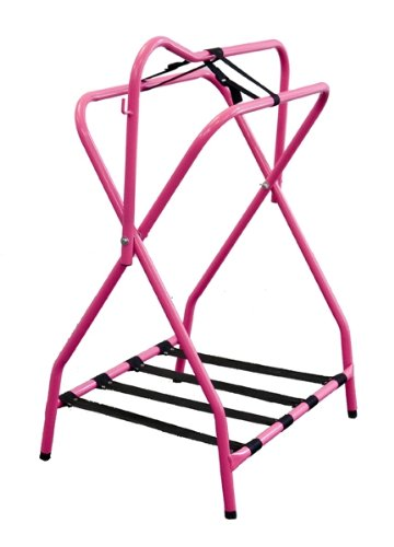 Partrade Collapsible Saddle Rack (Saddle Rack compare prices)