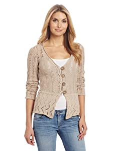 Royal Robbins Women's Traveler Sweater, Creme, X-Large