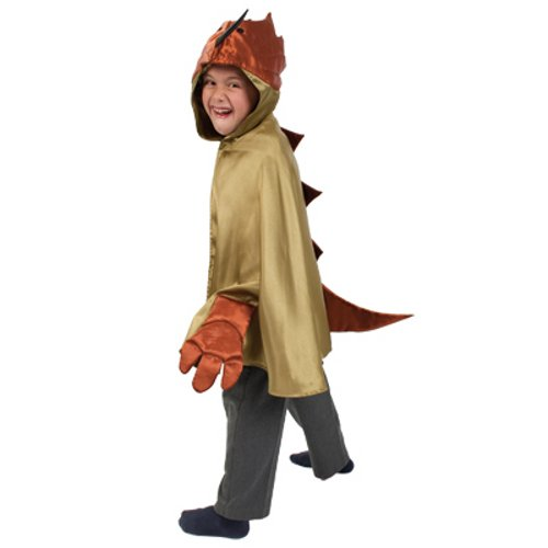Lucy Locket - Dguisement / Cape de Dinosaure 3 - 8 ans