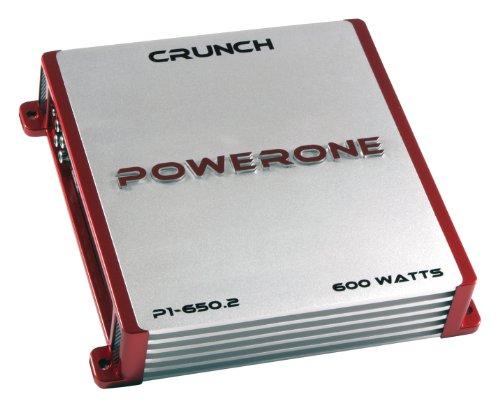 Crunch P1-650.2 Car Amplifier