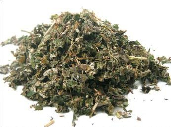 100% Organic Red Raspberry Leaves Dried ~ 1 Ounce Bag ~