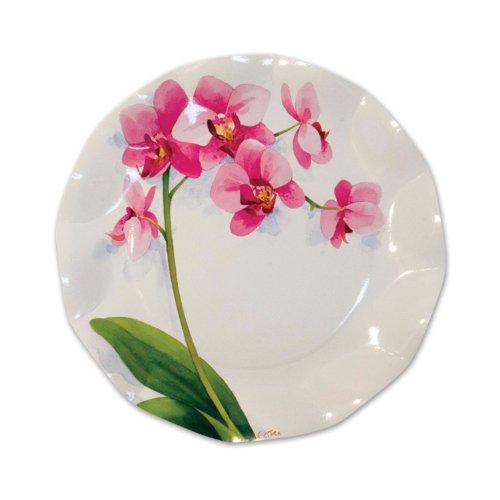 Orchid Large Plates (10/Pkg) - 1