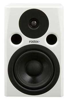 FOSTEX プロフェッショナル・スタジオ・モニター 13cm 2way ホワイト PM0.5n(W)