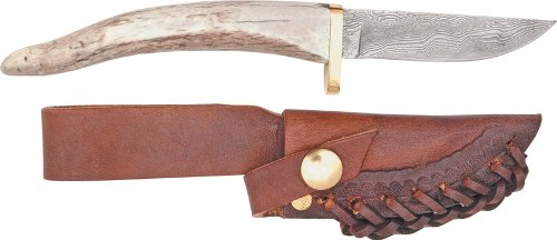 Antler Handle Knives