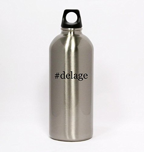 delage-hashtag-silver-water-bottle-small-mouth-20oz
