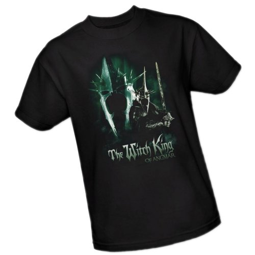 """The Witch King Of Angmar"" -- The Lord Of The Rings Youth T-Shirt"