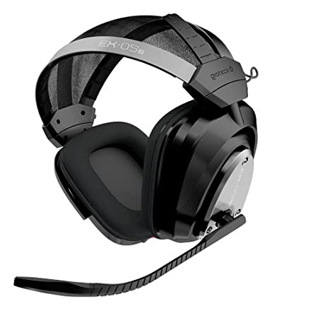 Gioteck - Auriculares Stereo Universal Wireless EX-05S