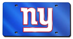NFL New York Giants Laser Tag (Blue Logo) by Rico