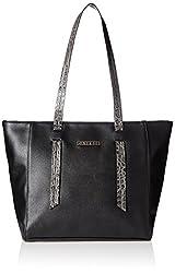 Caprese Evana Women's Tote Bag (Black)