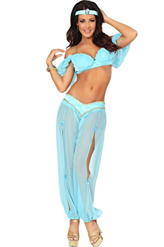 3WISHES 'Arabian Princess Costume' Sexy Fairy Tale Costumes