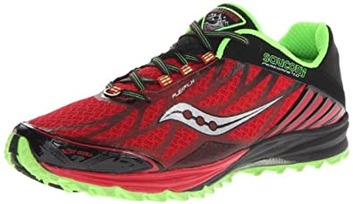 Saucony Mens Peregrine 4 Trail Running Shoe by Saucony
