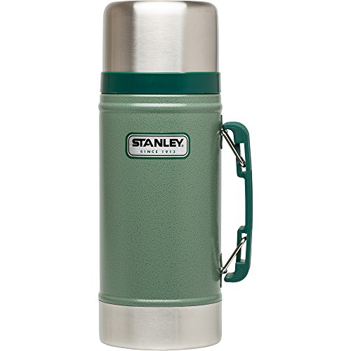 Stanley Classic Vacuum Food Jar 24oz Hammertone Green (Ice Rescue Gear compare prices)