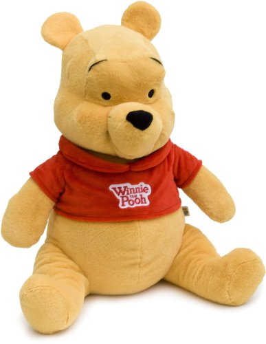 Peluche Gigante de Winnie, el oso de Winnie the Pooh - 61 cm