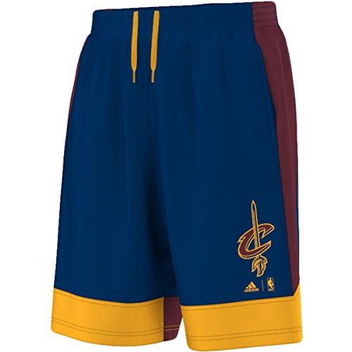 Adidas Pantaloncini Nba Cavaliers Uomo M