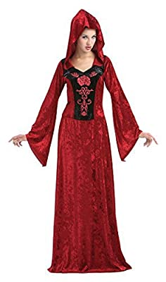 Gothic Maiden, Game of Thrones Adult Fancy Dress Costume