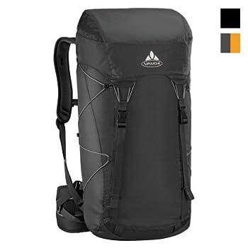 Vaude Rock ultralight Comfort 35 - 10078 - Sac à dos escalade alpinisme - 35 litres - mango
