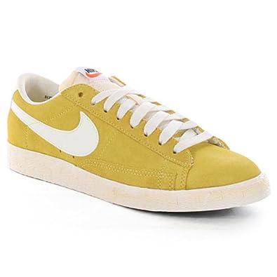 nike blazer yellow