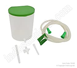 IndoSurgicals Enema Kit (PVC)