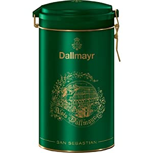 Dallmayr San Sebastian Coffee Gift Tin