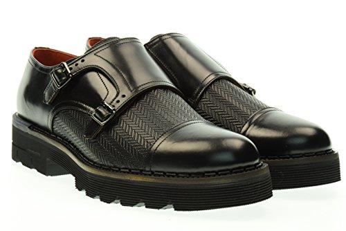 BRIMARTS uomo scarpa accollata 317466 NERO 40 Nero