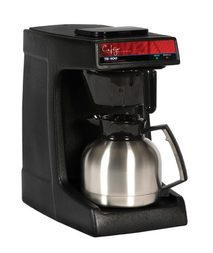 Cafejo TE116 Thermal Coffee Maker and Pro Server With Pour Pitcher