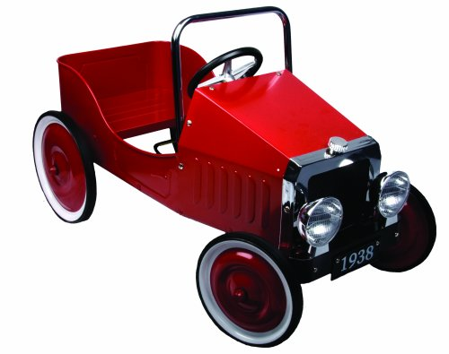 Great GizmosClassic Pedal Car - Red