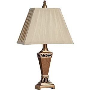 large traditional montpellier table lamp 12022 vintage