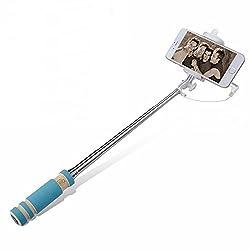 Hstore Mini Monopods Selfie Stick, Super Mini Pocket Size Self Portrait Monopod Extendable Portable Selfie Stick