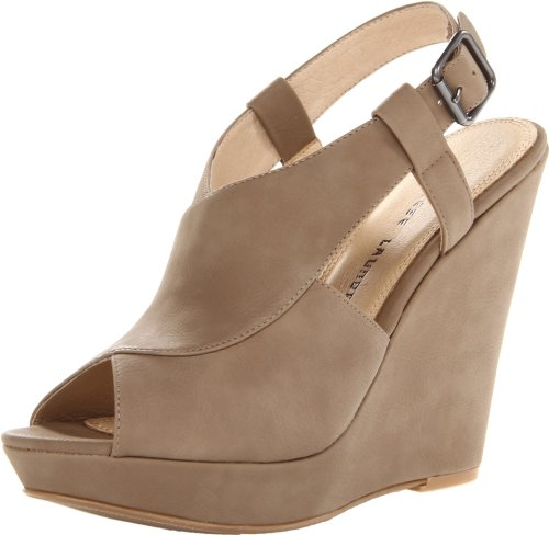 Chinese Laundry Women'S Mindy Wedge Sandal,Taupe,8 M Us front-986063