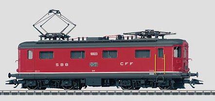 Marklin Swiss Federal Railways Class Re 4/4 Electric HO scale Locomotive