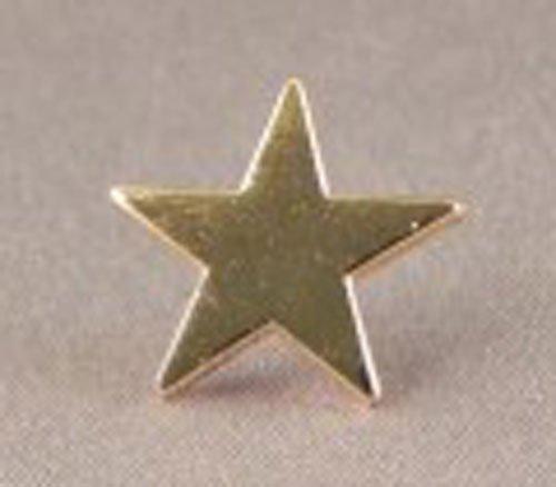 metal-enamel-pin-badge-brooch-gold-star-gold-plated