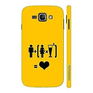 Enthopia Designer Hardshell Case Love Women N Alcohol Back Cover for Samsung Galaxy J1 (2016)