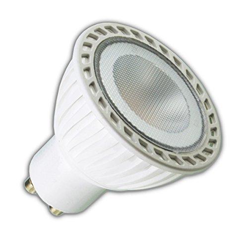 GU10 LED Leuchtmittel Leuchte Lampe 7W 60° Abstrahlwinkel Dimmbar Strahler Warmweiß Licht Deckenleuchte Einbaulampe