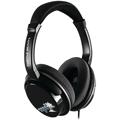 Turtle Beach Ear Force M5 Silver Mobile Gaming Headset with mic (Turtle Beach Headphone Cord compare prices)