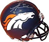 Knowshon Moreno Autographed/Hand Signed Denver Broncos Replica Mini Helmet at Amazon.com