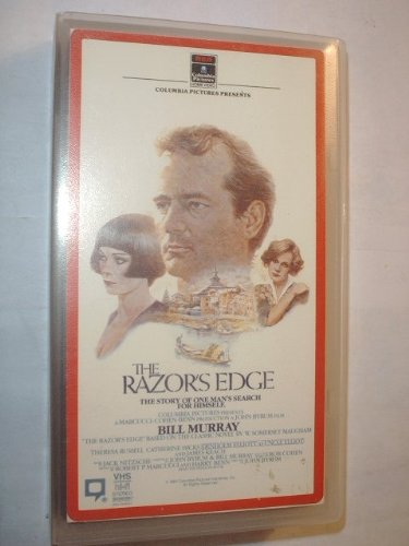 The Razor's Edge (vhs) Picture