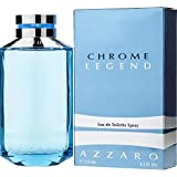 Azzaro Chrome Legend Cologne for Men 4.2 fl. oz Eau De Toilette Spray