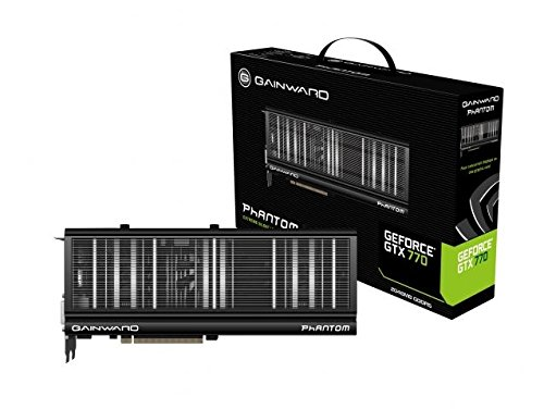 Gainward Phantom NVIDIA GeForce Grafikkarte (PCI-e ,2048 MB, GDDR5, 2x DVI, HDMI, DisplayPort, 1 GPU)