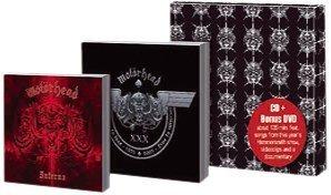 Inferno (30th Anniversary Cd+dvd) by Motorhead (2010) Audio CD