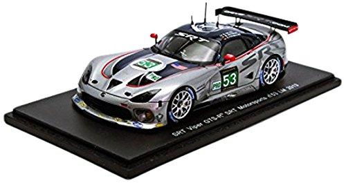 spark-s3766-in-miniatura-veicolo-modello-per-la-scala-dodge-viper-srt-gts-r-lm-gte-pro-le-mans-2013-