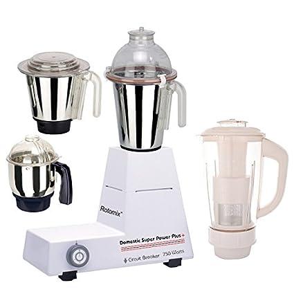 Rotomix-Domestic-Pro-4-Jar-750W-Mixer-Grinder