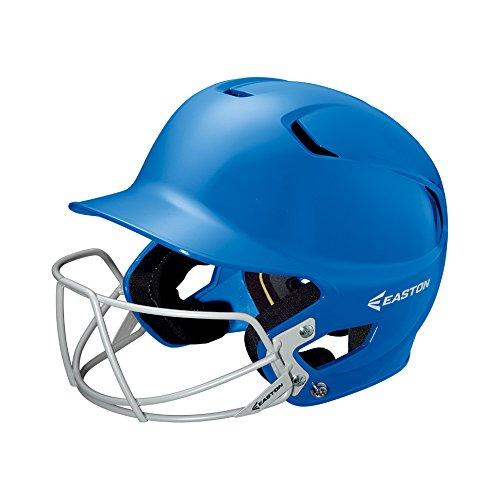 Easton junior Z5Teige Helm mit BBSB Maske, Royal