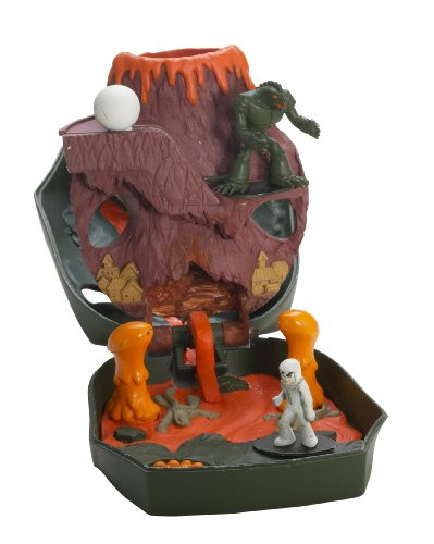 The Secret Saturdays Secret Cherufe's Lava Lair Adventure Playset - 1